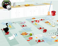 Fluffys kitchen adventure j�t�k