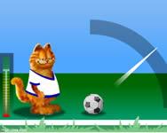 Garfield 2 online játék ingyen