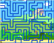 Maze game game play 15 kuty�s j�t�kok