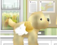 Pet-grooming Studio online játék